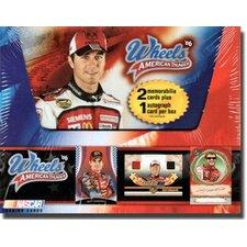 NASCAR 2006 Wheels American Thunder Racing Playing Cards (20 Packs)