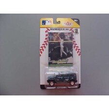 MLB 2005 Hummer with Card - Tampa Bay Devil Rays