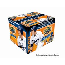 Upper Deck - Trading Cards MLB 2009 Series 2 Wall Cards (Set of 24)