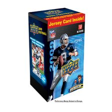 NFL 2009 Blasters Wall Cards (Set of 10)