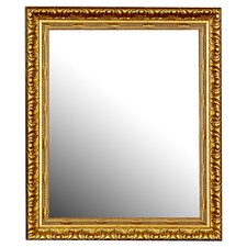 Antique Silver Framed Wall Mirror