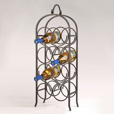 <strong>Oenophilia</strong> 8 Bottle Wine Rack