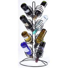 Spring Floor Rack, 8-Bottle