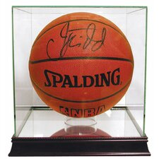 Basketball Glass Display Case