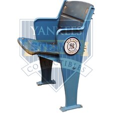 Commemorative Seat from the Original Yankee Stadium