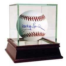 MLB Whitey Ford Autographed Baseball