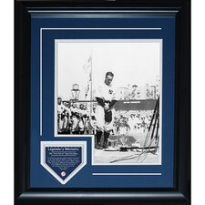 Lou Gehrig Legendary Moment Framed Collage