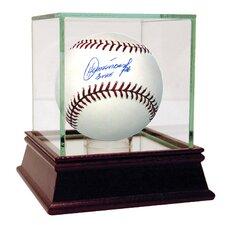 MLB Orlando Hernandez Autographed Baseball