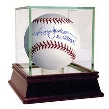 "Reggie Jackson Autographed ""Mr. October"" Baseball"