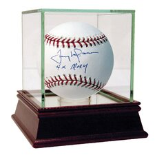 "<strong>Steiner Sports</strong> MLB Tony La Russa Autographed Baseball with ""4x MOY"""