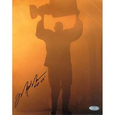 Mark Messier Oilers Retirement Night Stanley Cup Photograph