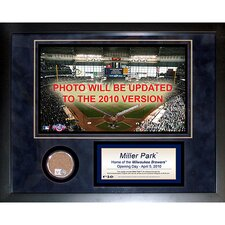 Miller Park Mini Dirt Collage