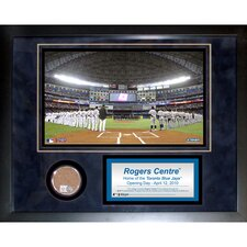 MLB Rogers Centre Mini Dirt Collage