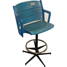 New York Yankee Stadium Authentic Single Seat Bar Stool