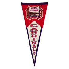 <strong>Winning Streak</strong> MLB Traditions Pennant
