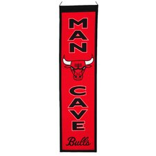 NBA Man Cave Banner