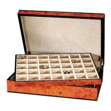 Cufflink / Earring Jewelry Box