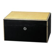Fiddle Back Maple Large Jewelry Box