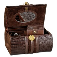 Tuscany Large Travel Jewelry Box