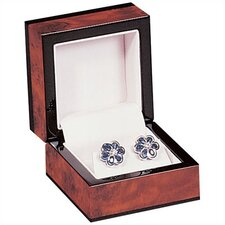 "Extraordinary Small 1.75"" HIgh Earring / Pendant Box"