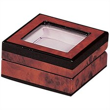 "Extraordinary Small 1.25"" High Stone Presentation Box"