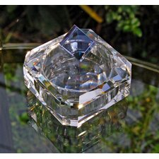 Asscher Crystal Trinket Box