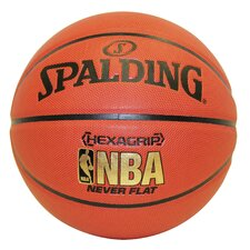 NBA Hexagrip NeverFlat Basketball
