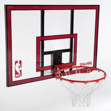 "<strong>Spalding</strong> 44"" Polycarbonate Backboard and Rim"