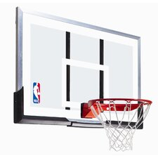 "54"" Acrylic Backboard and Rim"