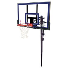 "<strong>Spalding</strong> 50"" In-Ground Acrylic Basketball System"