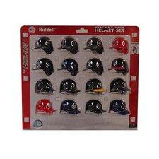 MLB 16 piece Pocket Pro Helmet Set - American League