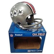 NCAA Full Sized Throwback Helmet - Ohio State University 1969