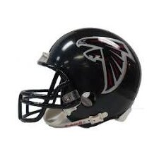 NFL Mini Replica Throwback Helmet