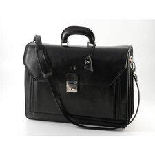 Verona Capri Leather Laptop Briefcase