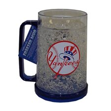 <strong>DuckHouse</strong> MLB 16 oz. Crystal Freezer Mug