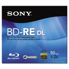 Bd-Re Dual Layer Rewritable Disc