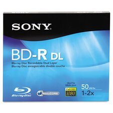 Bd-R Dual Layer Recordable Disc