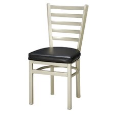 Steel Ladderback Side Chair