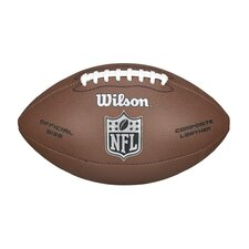 NFL Platinum Football