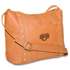 MLB Women's Mini Top Zip Shoulder Bag