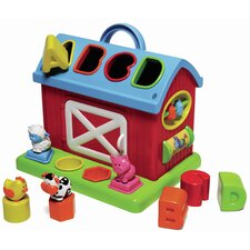 Barn Shape Sorter