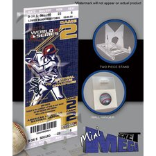 MLB 2005 World Series Mini Mega Ticket - Chicago White Sox