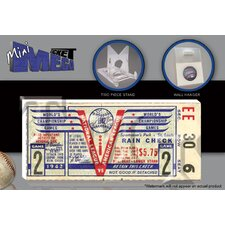 MLB 1942 World Series Mini Mega Ticket - St Louis Cardinals