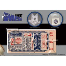 MLB 1946 World Series Mini Mega Ticket - St Louis Cardinals