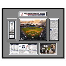 MLB 2008 Opening Day Ticket Frame - New York Yankees