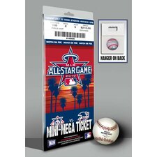 2010 MLB All-Star Game Mini Mega Ticket