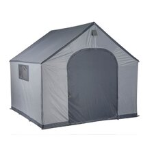 StorageHouse 9' W x 9' D Portable Shed
