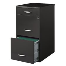 Office Designs 3-Drawer Organizer