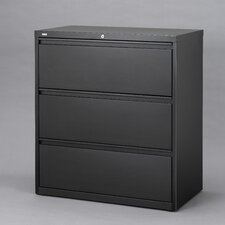 "<strong>CommClad</strong> 30"" Wide 3 Drawer Lateral File Cabinet"