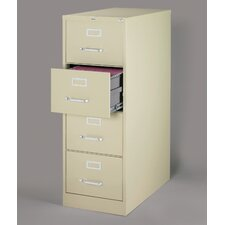 4-Drawer Commercial Legal Size  File Cabinet